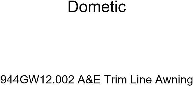 Amazon.com: Dometic 944GW12.002 A&E Trim Line Awning ...