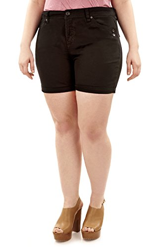 WallFlower Plus Size Midthigh Short product image