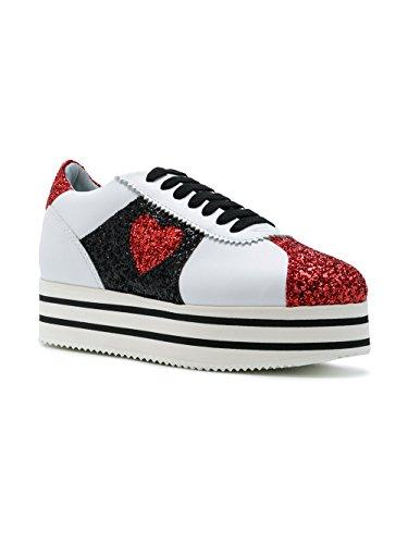 Chiara Ferragni Sneakers Donna CF1932 Pelle Bianco