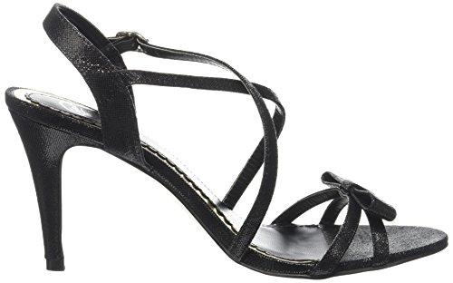 Initiale Romea - Sandalias de vestir Mujer Negro