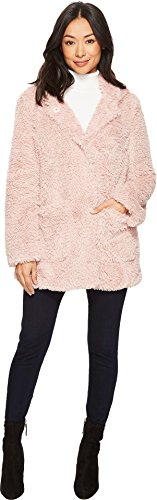 Kenneth Cole New York Women's Leisure Coat Carnation Small (Kenneth Cole Womens Coat)