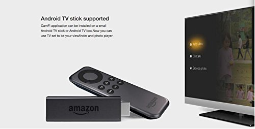 Capture /& Transmit Wireless Instantly on Tablets PC or TV CamFi CF102 Wireless Remote Camera Controller iPhone Camera NOT Included