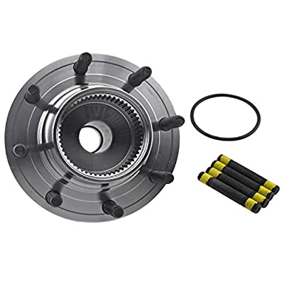 WJB WA515056 - Front Wheel Hub Bearing Assembly - Cross Reference: Timken SP580205 / Moog 515056 / SKF BR930438: Automotive