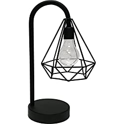 Circleware Triangle Desk Table Lamp
