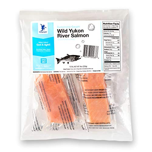 Fishpeople Wild Yukon River Salmon Fillet, 8 oz