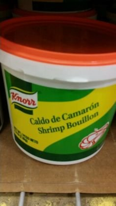 Knorr Shrimp Bouillon 4.4 Lb (2 Pack)
