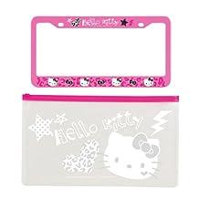 Hello Kitty License Plate Frame by Nakajima