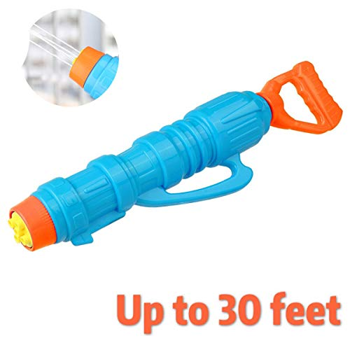 UNGLINGA Water Gun for Kids Adults Soaker Blaster Far Spray Large Capacity High Powered Shooter...