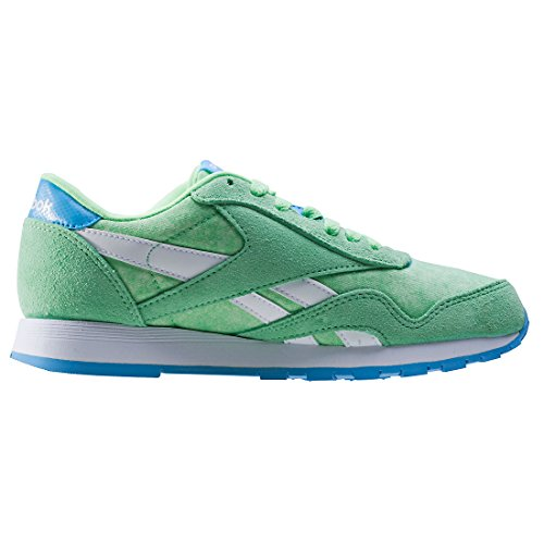 Reebok Mädchen Bd3858 Trail Runnins Sneakers Grün