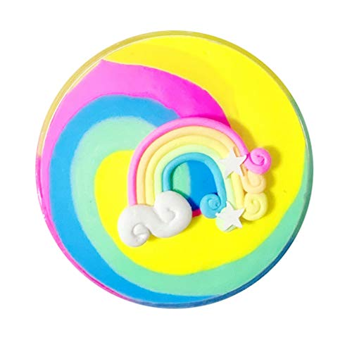 Easter Toy Gift !!! Cindero Beautiful Color Mix Cloud Slime Kitt Perfume Stress Kids Toy -