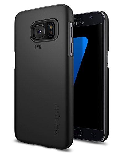 Spigen Thin Fit Designed for Samsung Galaxy S7 Case (2016) - Black