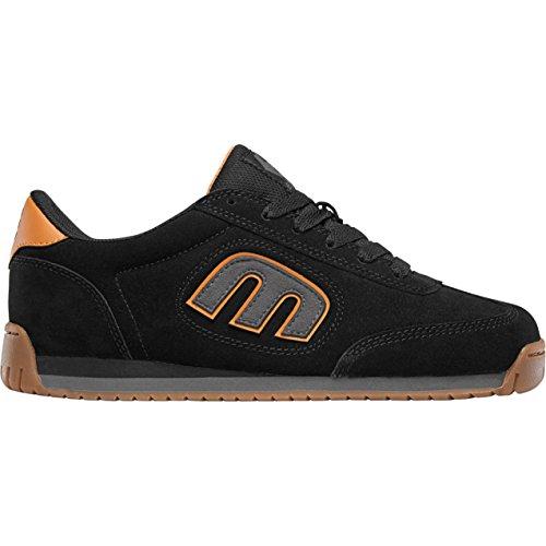 Etnies Men's LO-Cut II LS Skate Shoe, Black/Grey/Gold, 11 Medium US by Etnies