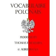 Vocabulaire Polonais (French Edition)