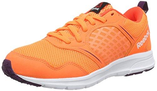 トランジスタ陰気財政ReebokレディースRush Running Shoes Electric