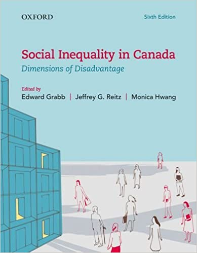 Social Inequality in Canada -  6th - PDF