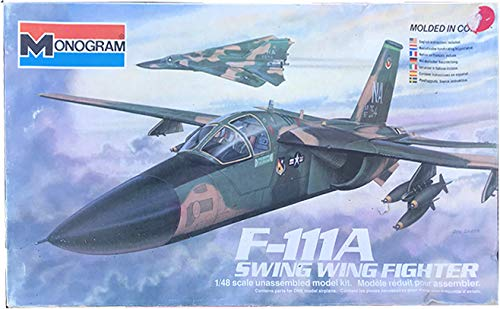F-111A Swing Wing Fighter