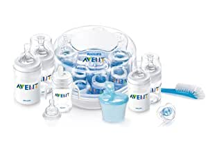 Philips AVENT BPA Free Classic Polypropylene Essentials Gift Set (Discontinued by Manufacturer)