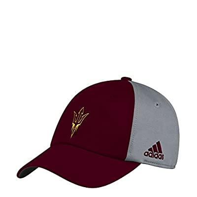 adidas Arizona State Sun Devils Coaches Sideline Climalite Adjustable Hat