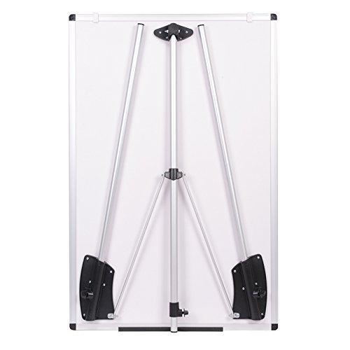 VIZ-PRO Light Melamine Tripod Whiteboard/Flipchart Easel, 24'' W x 36'' L (Renewed) by VIZ-PRO (Image #4)