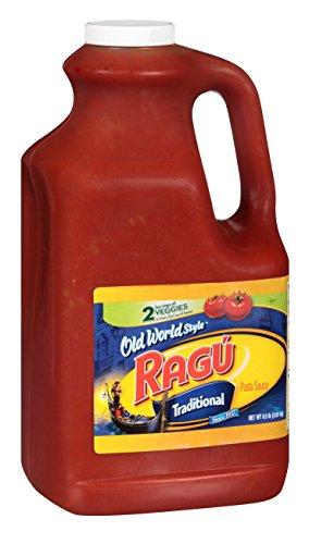 (Ragu Traditional Spaghetti Sauce - 8.5lb)