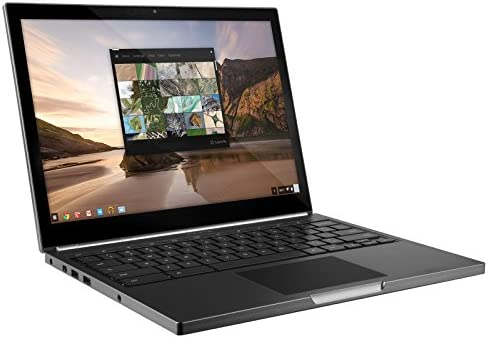 Google Chromebook Pixel 64GB Wifi + 4G LTE Laptop 12.85in WQXGA Touch Screen and Core i5 1.8GHz Processor (Renewed)