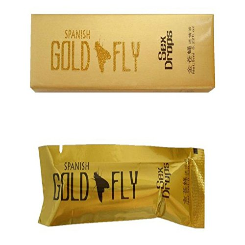 Spanish Gold Fly Female Sexual Libido Enhancer Liquid Drops - 1 Tube 5ml Plus Love Potion Pen