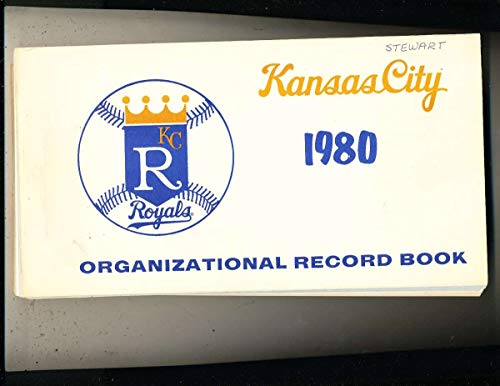 - 1980 Kansas City Royals Organization Sketch Book bxorg