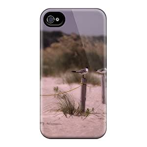 Luoxunmobile333 Samsung Galxy S4 I9500/I9502 Hybrid Cases Covers Bumper Birds On A Wire