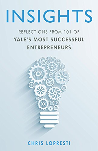 INSIGHTS Reflections Yales Successful Entrepreneurs ebook product image