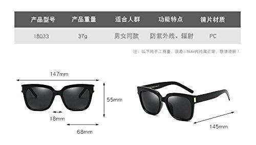 rond vintage polarisées Lennon de inspirées lunettes du Thé cercle en style retro métallique Asymptotique soleil E7qZ0