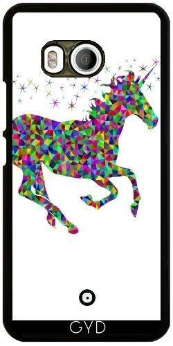 Funda para Htc U11 - Unicornio Mágico by WonderfulDreamPicture
