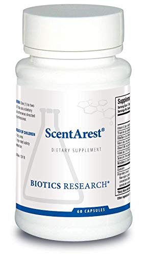 Activated Barley - Biotics Research ScentArest® – Designed and Clinically Tested by Dr. Mark Force. Supports Healthy Functioning of Liver Detoxification Pathways, Urea Cycle, Methylation. Vitamin E, Riboflavin 60C