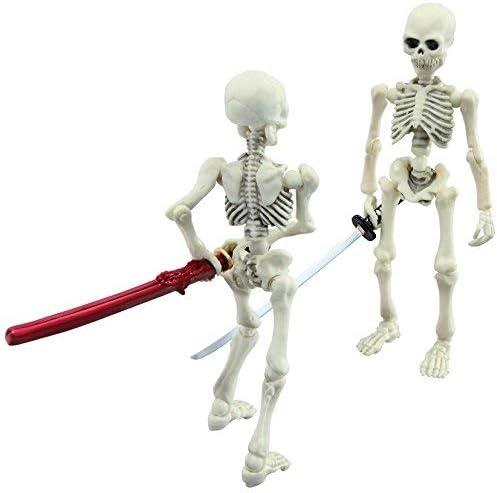 NEW Pose Skeleton Japanese Sword Set F//S