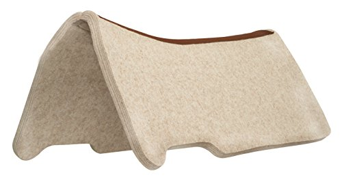 - Weaver Leather Contoured Felt Saddle Pad Liner