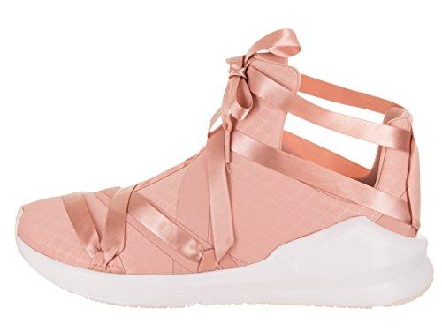 Puma Femme Pour 37 Fierce Beige Chaussures Eu Ep Rope White pearl 5 Satin Peach Ywq0YrxnZ