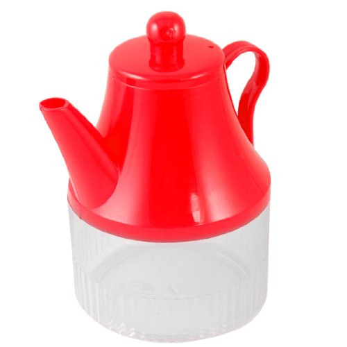 Hard Plastic Oil Vinegar Sauce Pot Kettle Teapot 480ml