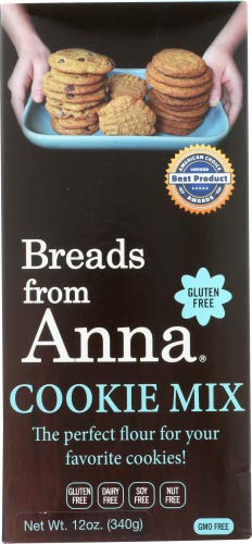 Breads From Anna Cookie Mix 12.0 OZ (Pack of 12)