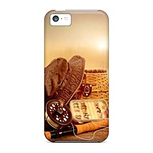 Quality WBundy Case Cover With Fisherman's Properties Nice Appearance Compatible With Iphone 5c