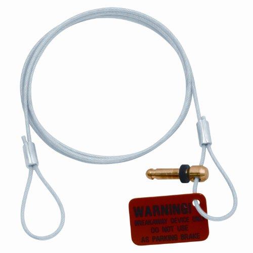 Tekonsha Engineering Breakaway Replacement Cable & Pin 2009-