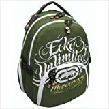 Unlimited Mercenary Backpack in Green / Black, Bags Central