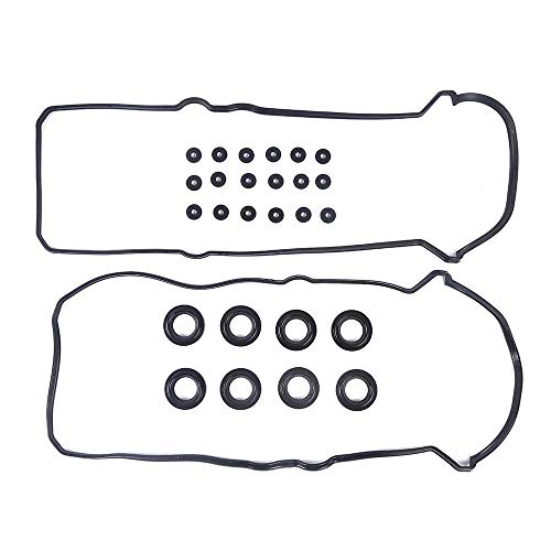 (Valve Cover Gasket Kit fit for Toyota 4Runner/Land Cruiser/Sequoia/Tundra & Lexus GS400/LS400/GX470/GS430/LX470/SC430)