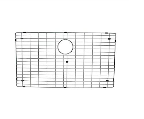 Starstar Kitchen Sink Bottom Grid, Stainless Steel, 27