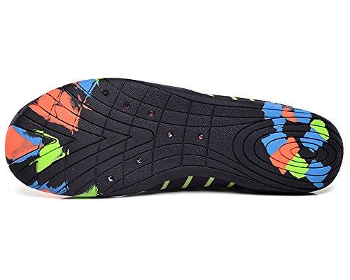 Yoga Shoe Tiebao Shoes Green Water and Womens For Men Barefoot Beach Lightweight Surf Swimming BqTq7panw