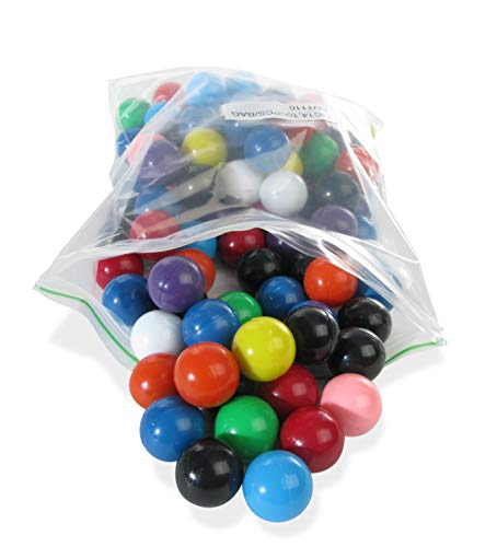 American Educational Magnetic Marble, 2/3'' Diameter (Bag of 100) by American Educational Products (Image #2)