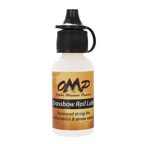 October Mountain Products OMP Crossbow Rail Lube