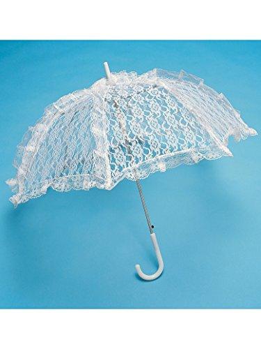 Forum Novelties 64520 Lace Umbrella, (Southern Man Costume)