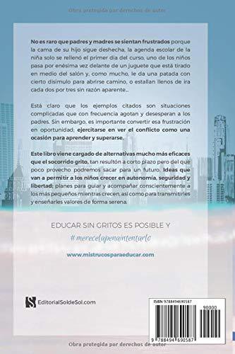 Educar sin gritos (Spanish Edition): Laura Monge Barrio ...