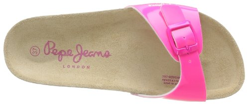 Pepe Jeans Oban - Zuecos de material sintético mujer Rosa - Rose (347)