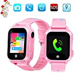Kids Phone Smart Watch, GPS Tracker Smart Watches for...