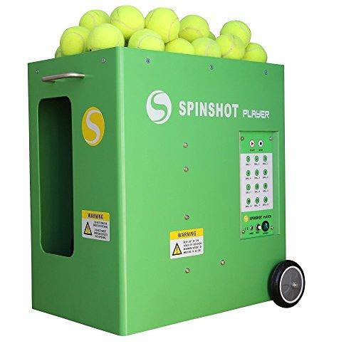 Top 10 tennis ball machines